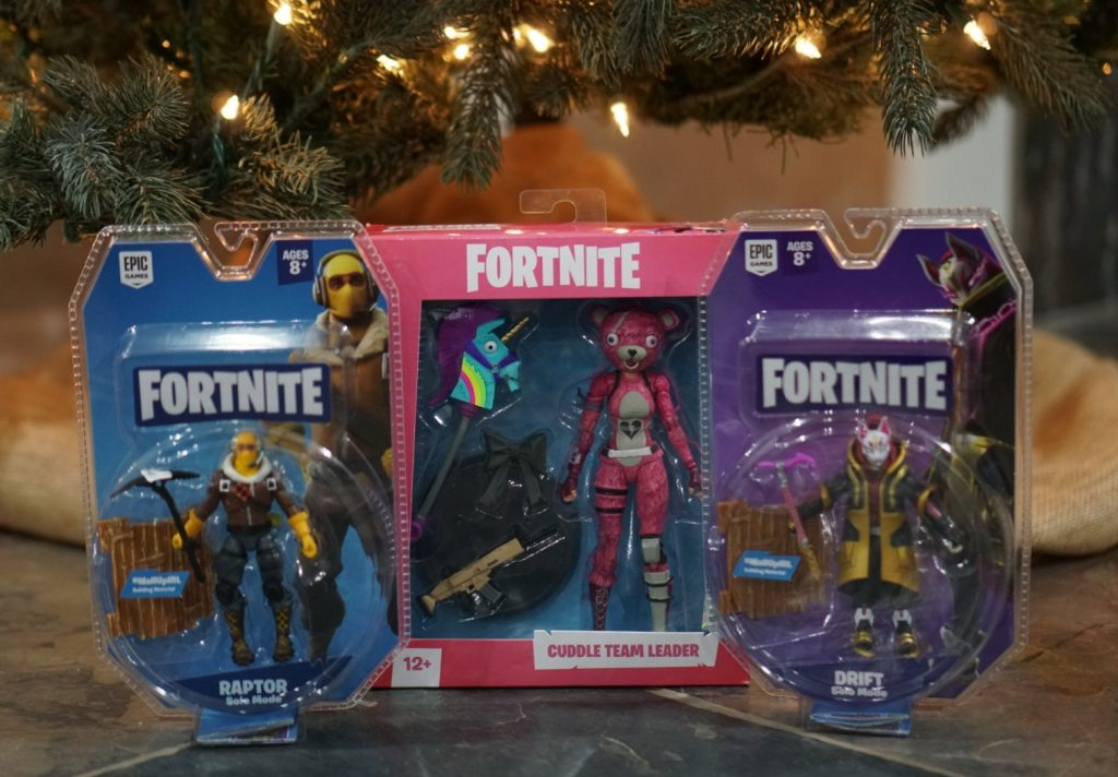 Fornite Holiday gift guide figurines
