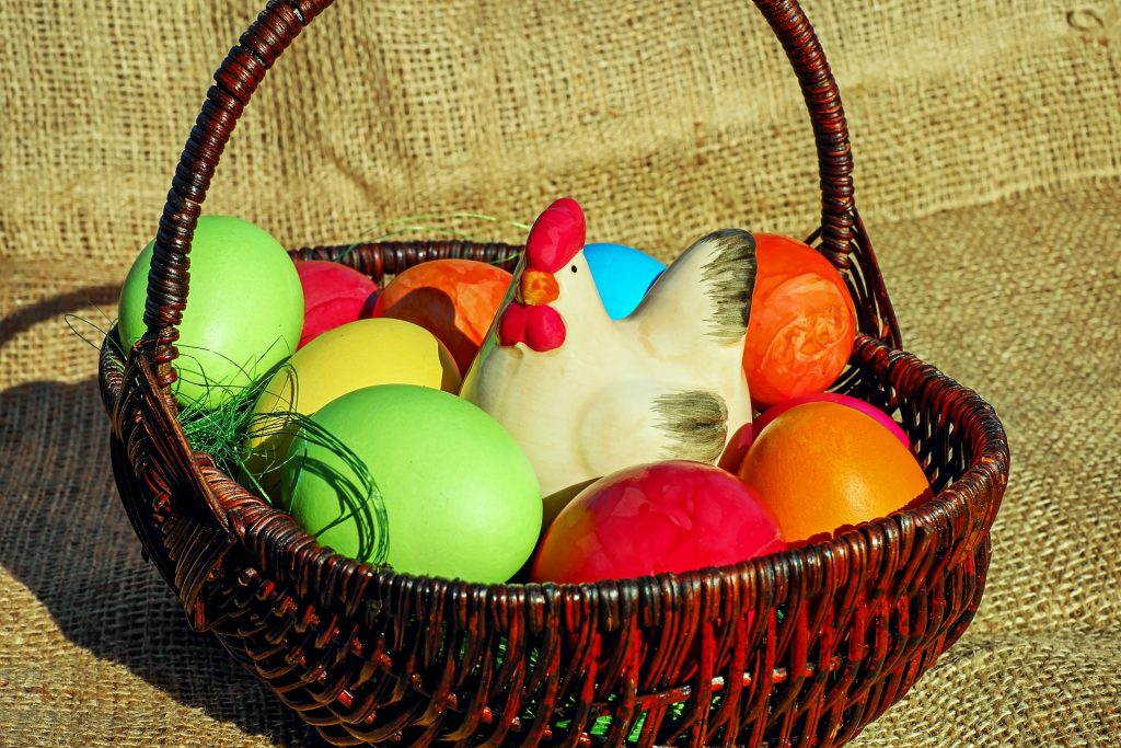 Make Your Teenagers an Easter Basket They Will Love