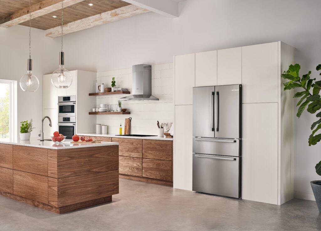 Bosch counter depth refrigerator