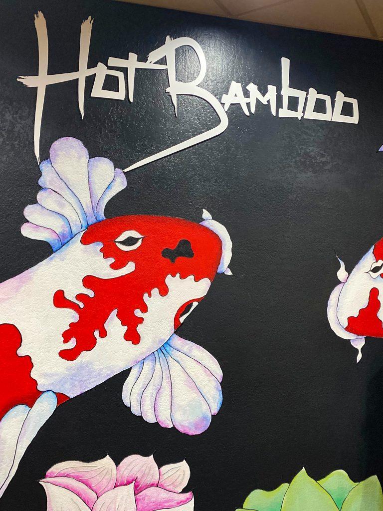 Hot Bamboo restaurant chandler az