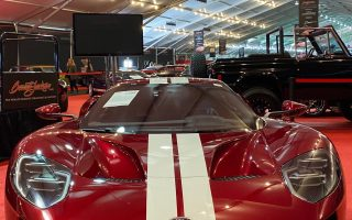 Barrett-Jackson Car Auction With Tweens and Teens