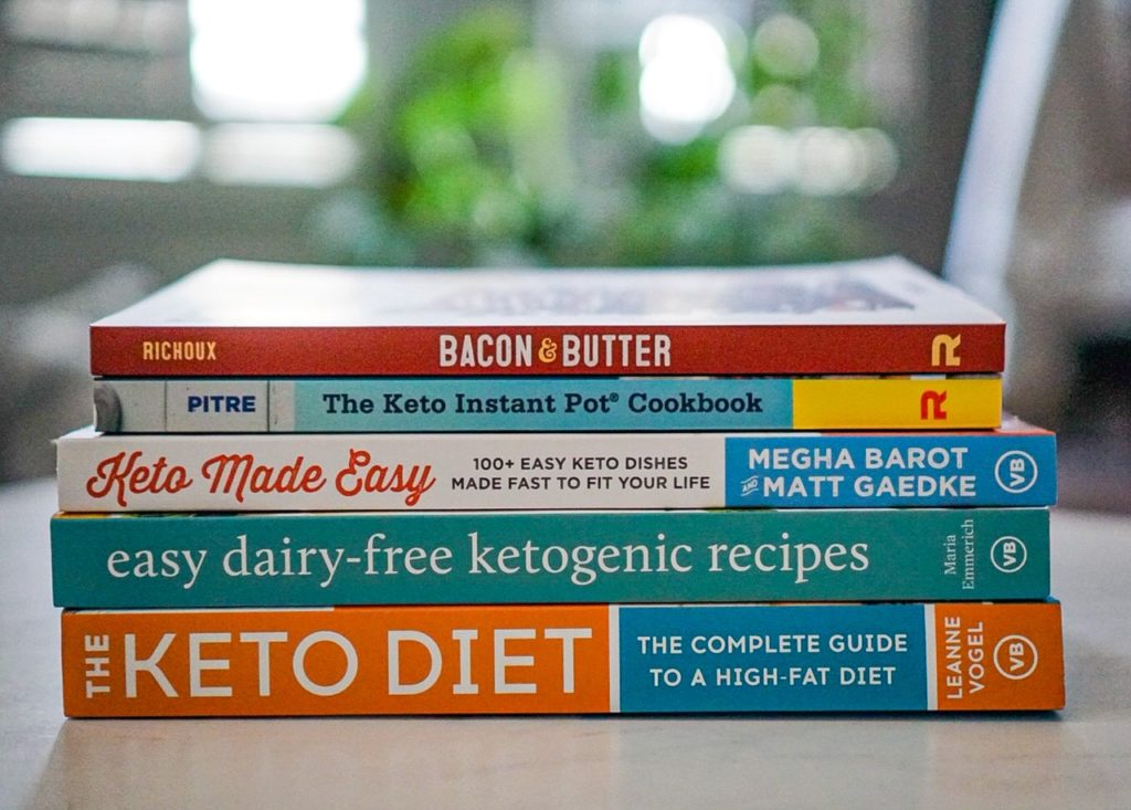 10 BEST Keto Low Carb Cookbooks