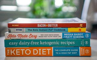 10 Top Keto Low Carb Cookbooks