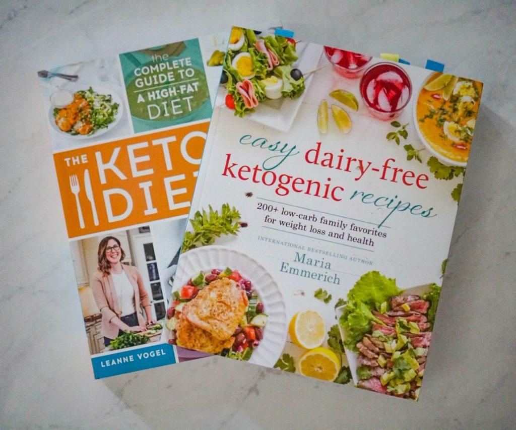 best Dairy-free Keto Cookbooks