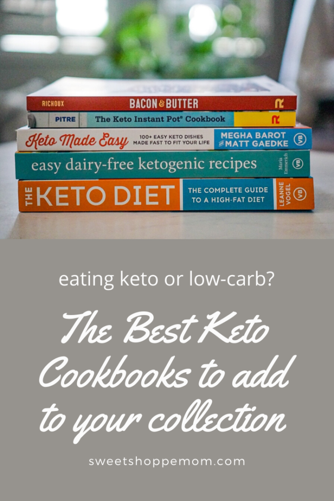 The BEST Keto Low Carb Cookbooks to add to your collection