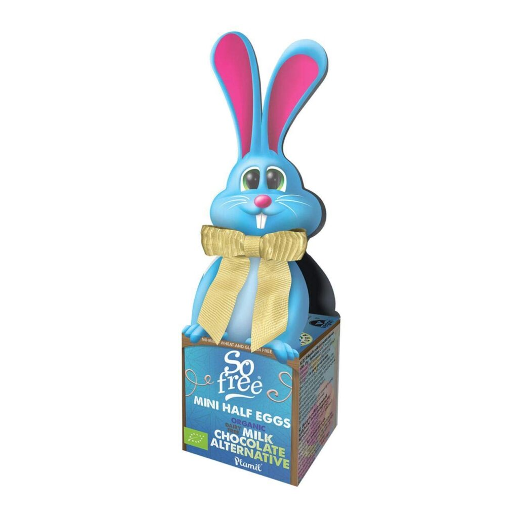 So Free Chocolate Easter Eggs