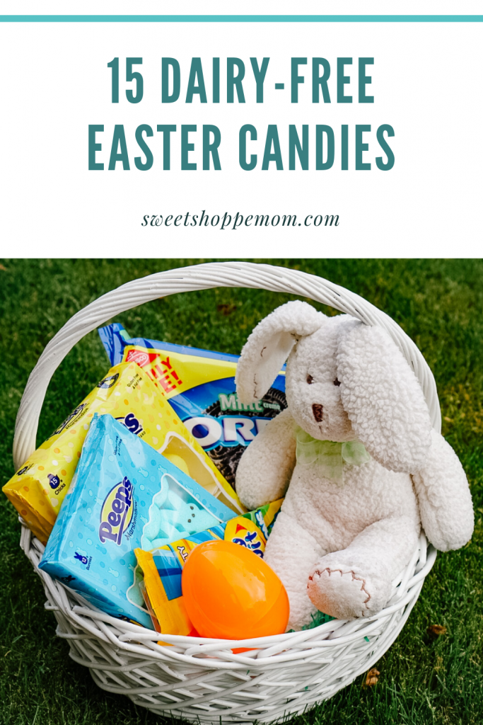 15 Dairy-free Candies for the Easter Basket