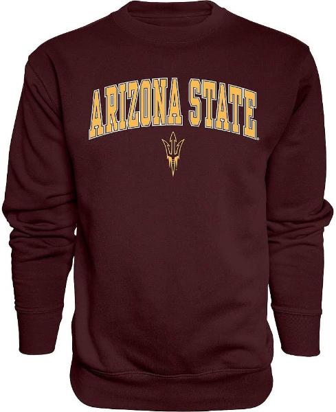 ASU College sweatshirt