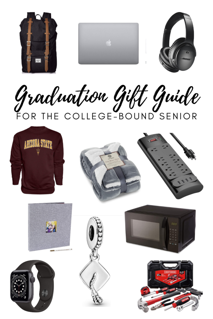Graduation Gift Guide for college-bound seniors