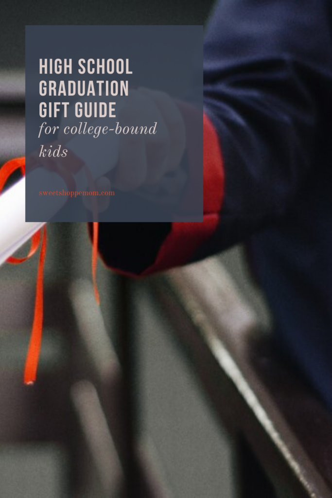 High School Graduation Gift Guide for College-bound kids