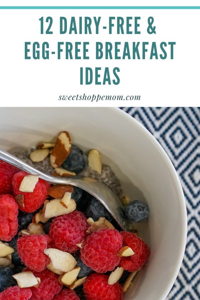 12 dairy-free and egg-free breakfast ideas