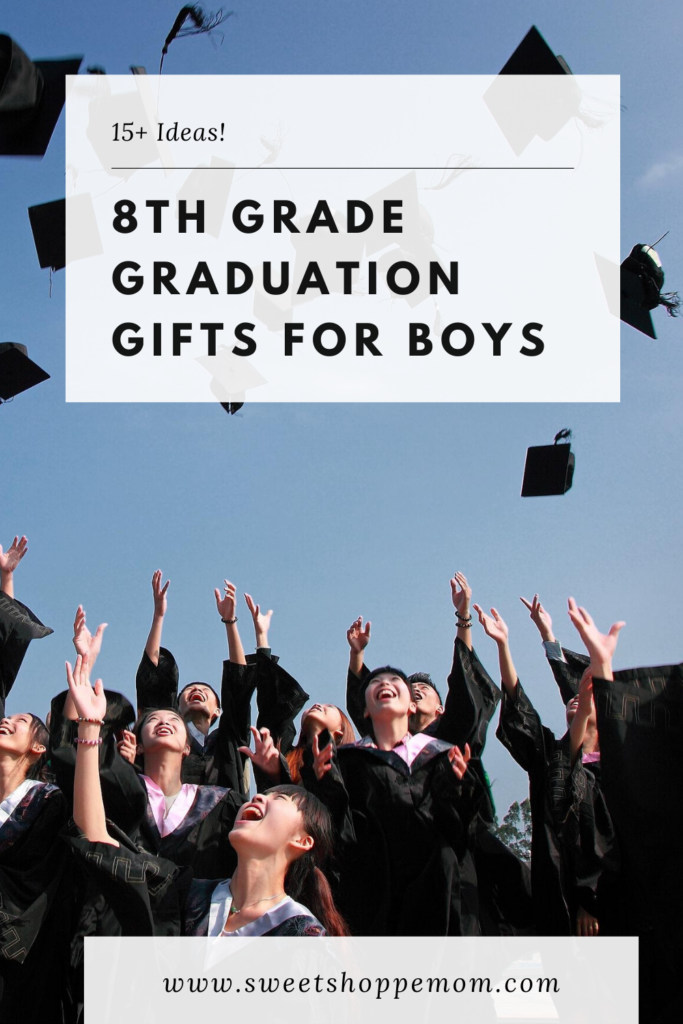 8th Grade Graduation Gift Ideas for Boys
