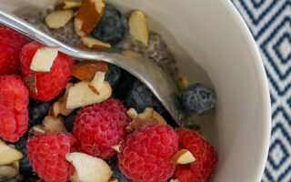 12 Dairy-free and Egg-free Breakfast Ideas + Chia Seed Pudding Recipe