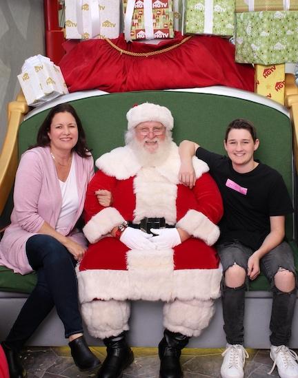 Santa Photo 2019