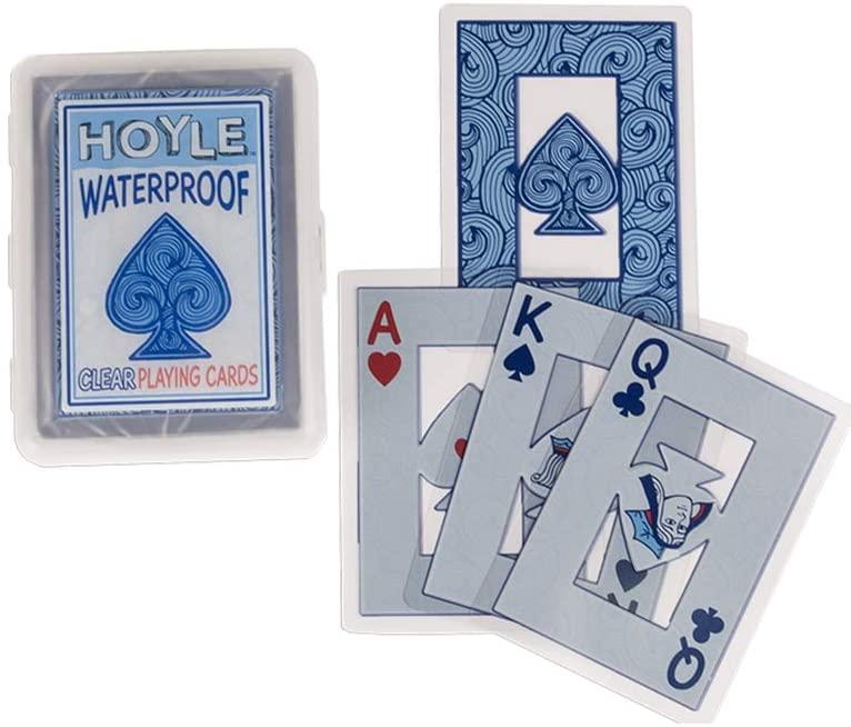 waterproof deck of cards