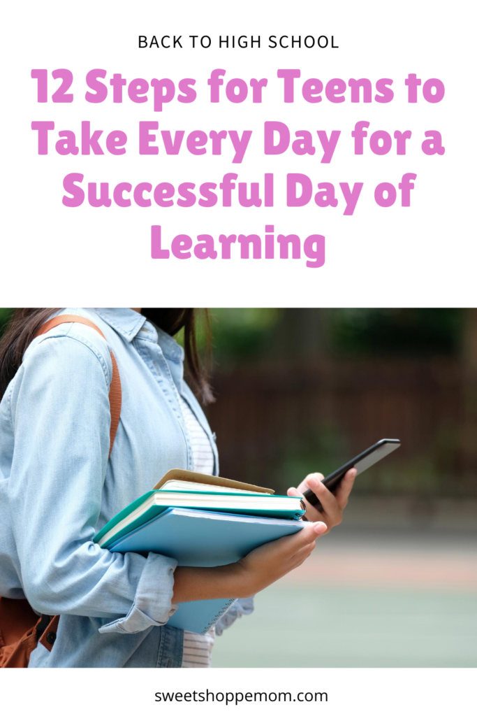 Successful Learning for Teens