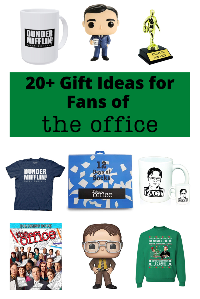 20+ Gift Ideas for fans of The Office