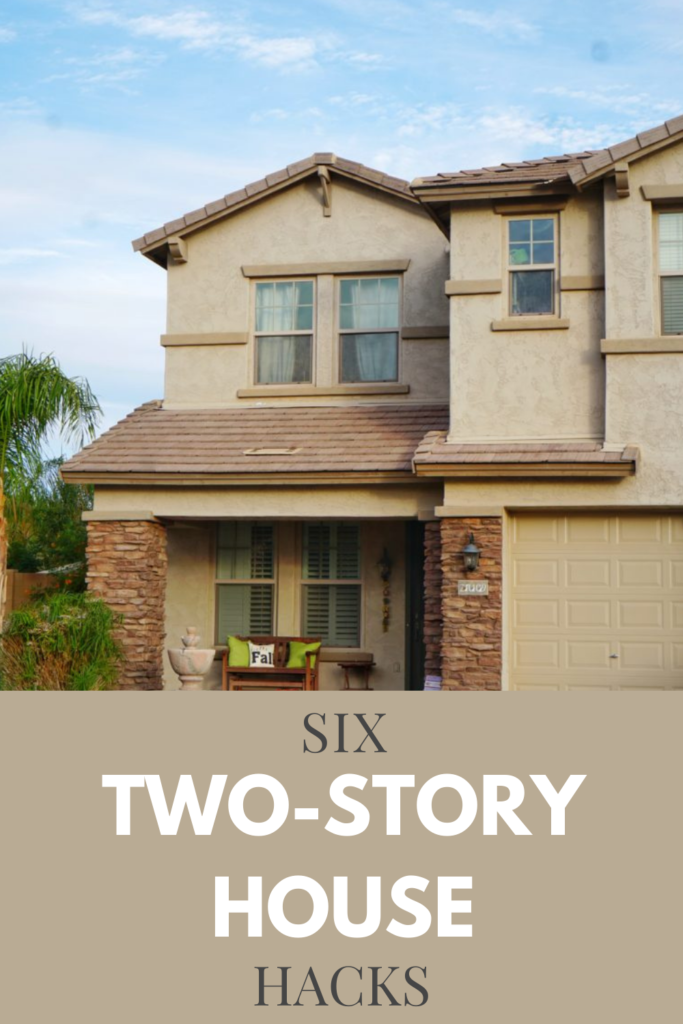 6 two-story house hacks