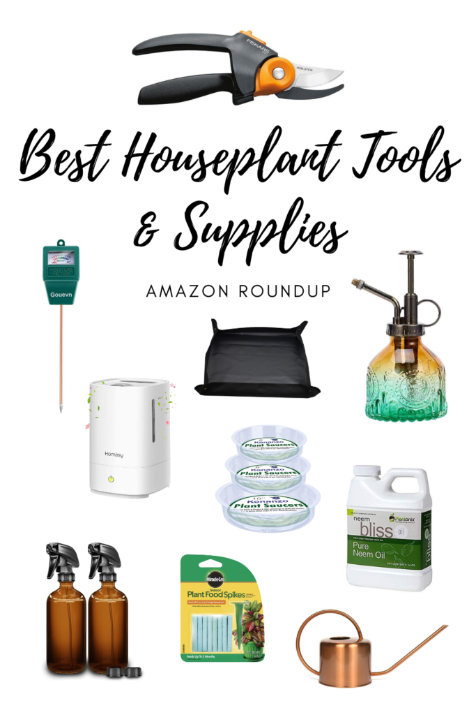 Best Tools & Supplies for Houseplants