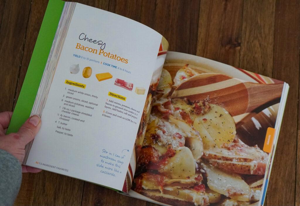 Get Crocked Slow Cooker Cookbook