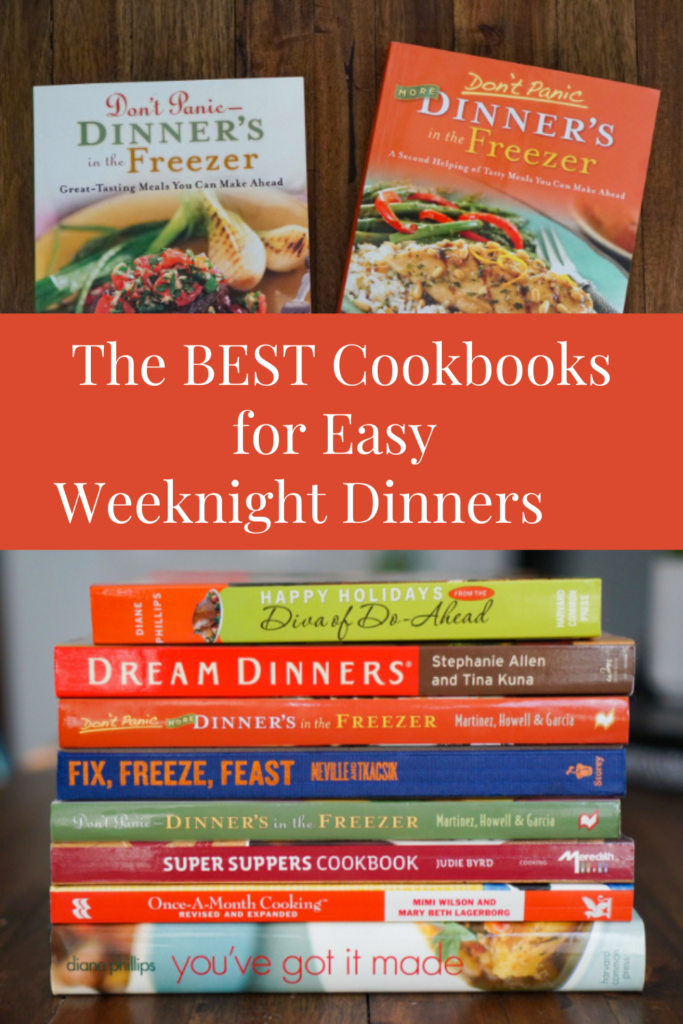 The BEST Cookbooks for Easy Weeknight Dinners