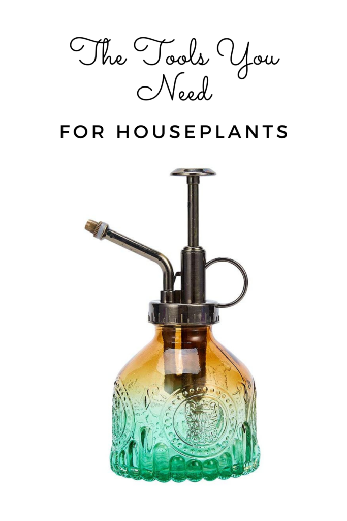 Tools & Supplies for Houseplants