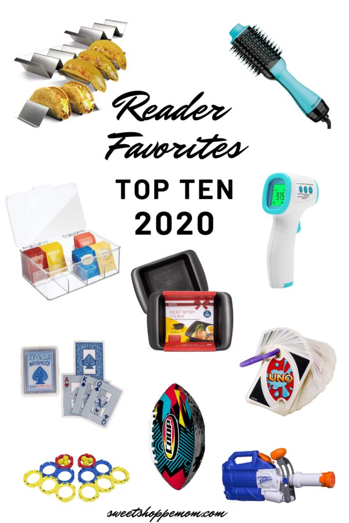 Top 10 Reader Favorites 2020