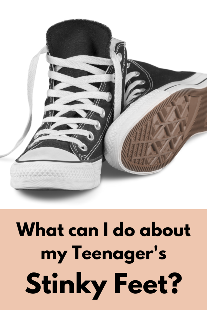 What can I do about my Teenager's Stinky Feet
