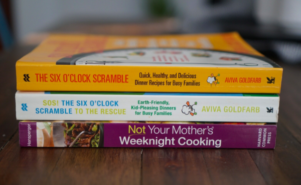 cookbooks for weeknight meals