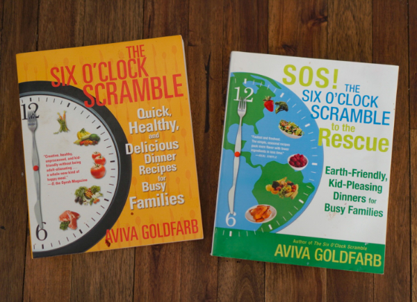 easy weeknight cooking cookbooks