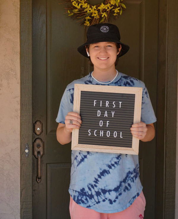 first day of high school