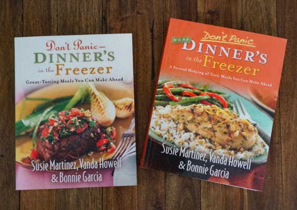 freezer cooking books