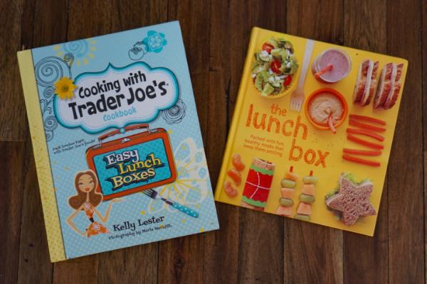 school lunch cookbooks