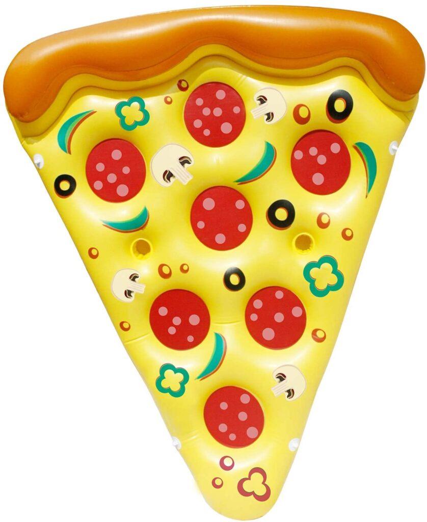 Giant Pizza slice float