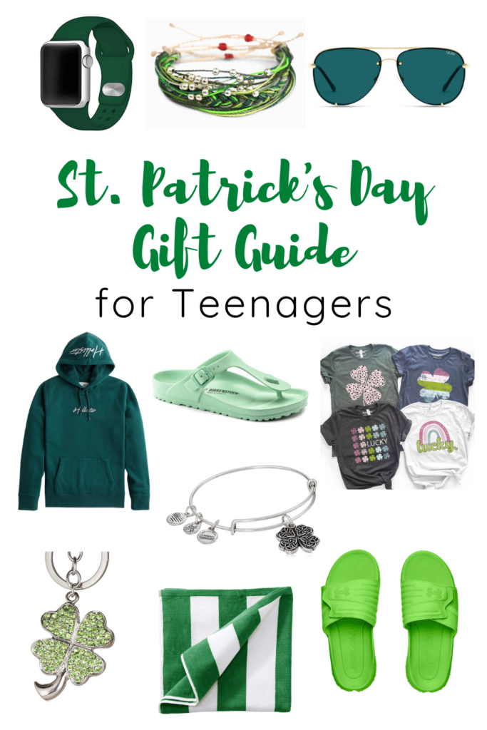 St. Patrick's Day Gift Guide for Teenagers