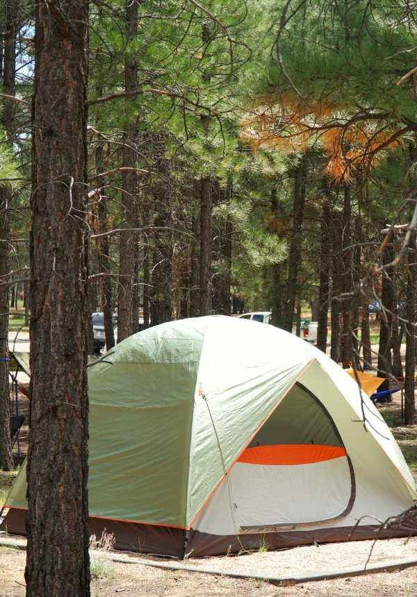 camping with teens Phoenix