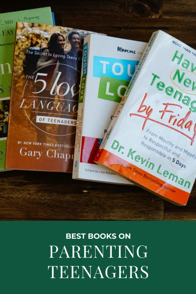 Best Books on Parenting Teenagers