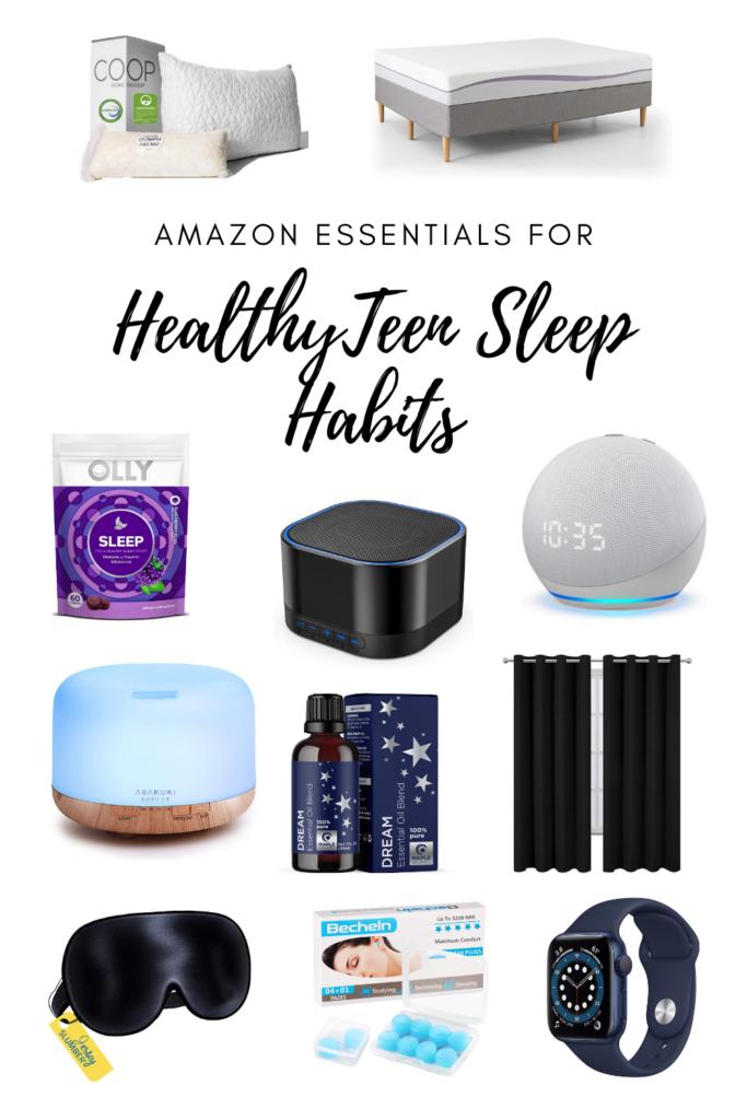 Healthy Teen Sleep Habits