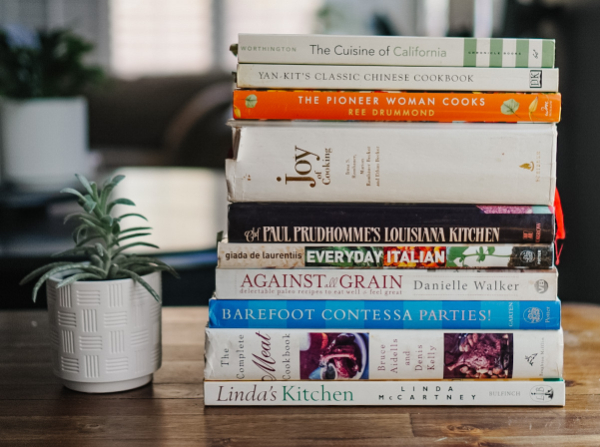 Top 10 FAVORITE Cookbooks