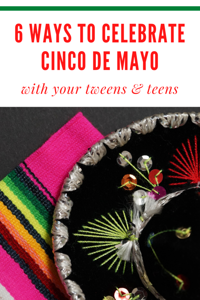 Celebrating Cinco de Mayo with Teens