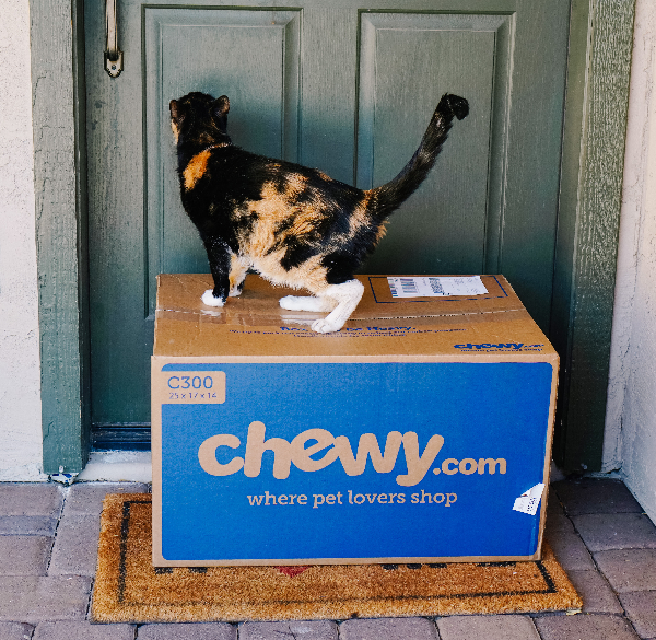Chewy autoship pet supplies